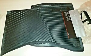 Original Audi A7 Gummifussmatten 4G8061501 041