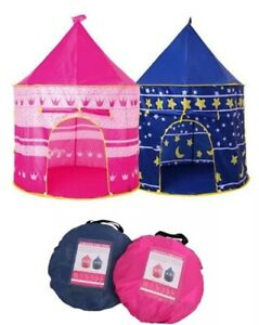 1/12  Toys For Girls Kids Children Play Tent House for 3 4 5 6 7 8 9 10 Years Ol