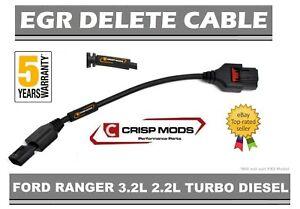 EGR DELETE CABLE FOR Ford Ranger PX 2012 2013 2014 2015 2016 3.2L 2.2L Engine