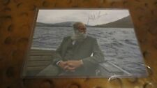 Adrian Shine signed autographed photo Loch Ness Monster researcher Cryptozoology