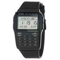 Casio Men's Watch Data Bank Multi-Lingual Digi Dial Black Resin Strap DBC32-1A