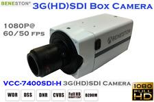 3G-SDI 1080P 60/50/30/25 Hz 1080i 60/50 Hz Box Camera 2 MP 3.6mm Lens/CCTV