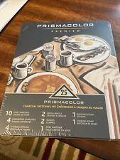 Prismacolor Premier Charcoal Sketching Set 25