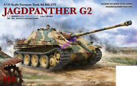 RYE RM5031 1/35 Scale Model German Tank Sd.Kfz.173 JAGDPANTHER G2 2019 NEW