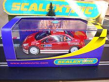 C2560 Nuevo en Caja Peugeot 307 WRC funciona 2004 No5 coche Luces de trabajo -