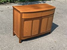 Nathan Teak Shades 2 Drawer Sideboard Free Delivery