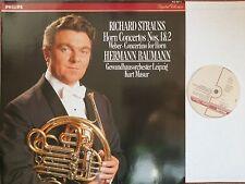 Philips 4122371 Richard Strauss – Horn Concertos Nos.1&2 NM