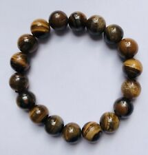 Sale Stunning Tigers Eye Glass Beaded Bracelet