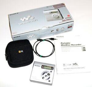 Sony MZ-R50 Minidisc Player/Recorder Walkman mit OVP