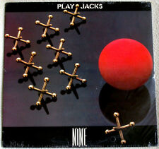 About Nine Times Play Jacks Dancing Mannequin Records 1985  NEW WAVE Sealed LP