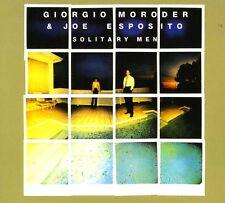 Giorgio Moroder - Solitary Men [New CD] Germany - Import