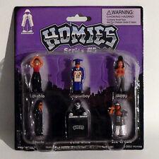 Homies Figuren / Figures - Series #5 Set 1 - 1:32 - 4,5 cm - Rarität - OVP - NEU