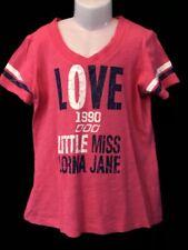 """Little Miss""  Lorna Jane Size 10 Girls T- Shirt Shirt LJ"