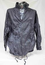 Mens Retro Reebox Black Windbreaker Jacket Size UK L - CT20