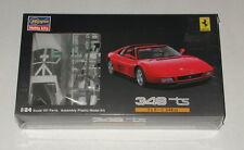 Hasegawa Ferrari 348 Ts 1/24 Sealed Model Kit