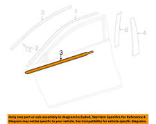 TOYOTA Genuine 68188-AA010 Window Weatherstrip