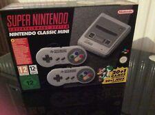 SNES Super Nintendo Classic MINI-Brand New in Box