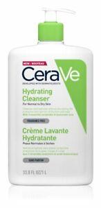 CeraVe Hydrating Facial Cleanser - 33.8oz / 1L