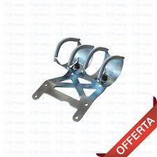STAFFA SCARICO CORSA LAVAZZA MODELLO SPORT FIAT 500 D'EPOCA E 126