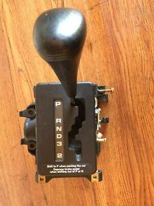 #1991-1993 MERCEDES BENZ 300E AUTOMATIC GEAR SHIFTER MODULE OEM 1242670437