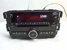 08 2008 Pontiac Torrent Radio Cd Player & Aux Port 25956996 RN8787