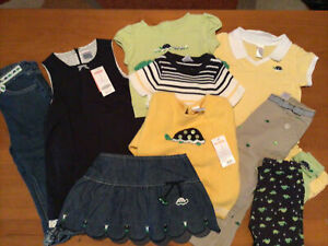 Gymboree Prep Club Bundle Girls Size 3T NWT