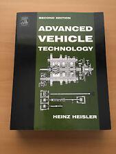 Motor Vehicle Technology Books