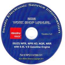 automatic transmission parts for isuzu npr 2012 isuzu npr npr hd nrr truck w 6 0l gas engine repair manual its