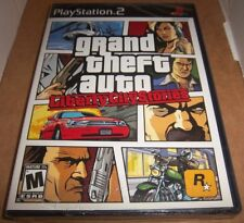 Grand Theft Auto: Liberty City Stories (Sony PlayStation 2, 2006) Factory Sealed