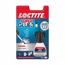 Loctite Super Glue-3 Pincel, pegamento transparente con (Super Glue-3 Pincel)