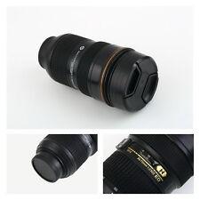 Focus Nikon Camera Lens Mug with Lid Photography Coffee Tea Cup Office Home WS