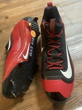 Nike Max Air size 12 Mens for Player Red Black Shoes