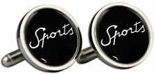 Unbranded Sports Cufflinks for Men
