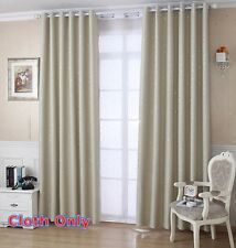 1PC Star Printed Room Darkening Starry Blackout Curtains Partition Screen Blinds