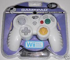 White- MadCatz Controller for Nintendo GameCube ~Brand NEW~
