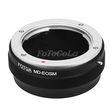 Fotga Adapter Minolta MD Lens to Canon EOS M M2 M3 EF-M mount mirrorless camera