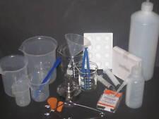 Science Equipment Bio Diesel Laboratory Set Job Lot Student uni