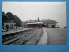PHOTO  LAKESIDE RAILWAY STATION 1968  1 OF 2 VIEW LOOKING TOWARDS THE BUFFER STO