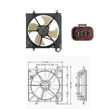Radiator Fan Assembly Engine Cooling Fits: 1997 - 2001 Honda CRV CR-V L4 2.0L