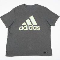 90s Vintage Adidas Spell Out T-Shirt | Men's L | Tee Originals Nineties Retro