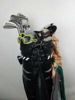 Titleist Vokey Design Wedges Golf Bag with Clubs