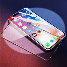 3D Edge to Edge Tempered Glass Screen Guard Protector For Apple iPhone X 10