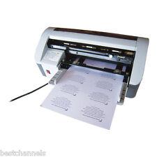 """Desktop Semi-Automatic Business Name ID Card Cutter Cutting Machine 3.5"""" × 2.1"""""""