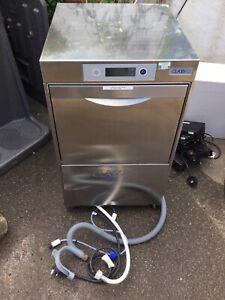 Classeq G400DUOWS Undercounter Glasswasher.    Ref 05/21