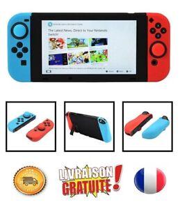 Silicone Housse Étui Coque Nintendo Switch Console