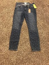 49$ LOGG Star Ladies/teen Skinny Jeans US 33x31 From H&M NWT. Wow!
