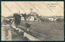 Alessandria San Cristoforo cartolina EE6189