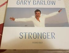 GARY BARLOW STRONGER PROMO ONLY