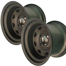"12"" 12x8.5 4/4 RIM WHEEL for Zero Turn Riding Lawn Mower Compact Tractor Go Kart"