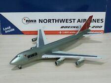 1/400 GJ NORTHWEST AIRLINES B747-200 N624US